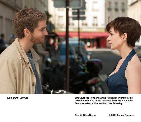 ONE DAY Photos Starring Anne Hathaway And Jim Sturgess